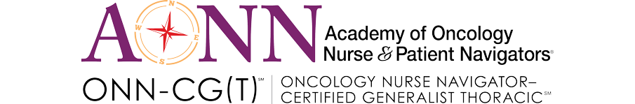 Oncology Nurse Navigator–Certified Generalist Thoracic™ [ONN-CG(T)™] Certification