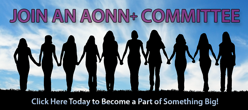 Join an AONN+ Committee!