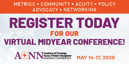 Midyear AONN+ Navigation & Survivorship Conference