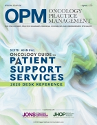 Sixth Annual Oncology Guide to Patient Support Services