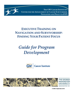GW Cancer Center's Executive Training on Navigation and Survivorship