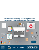 Cancer Survivorship E-Learning Series for Primary Care Providers